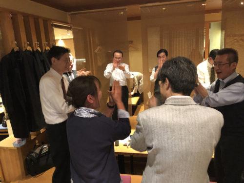 東京同期会大盛況