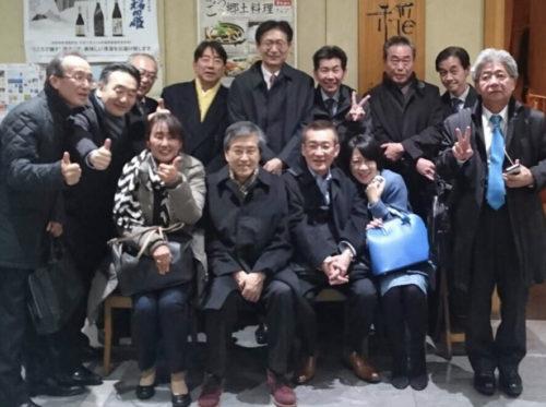 東京同期会集合写真