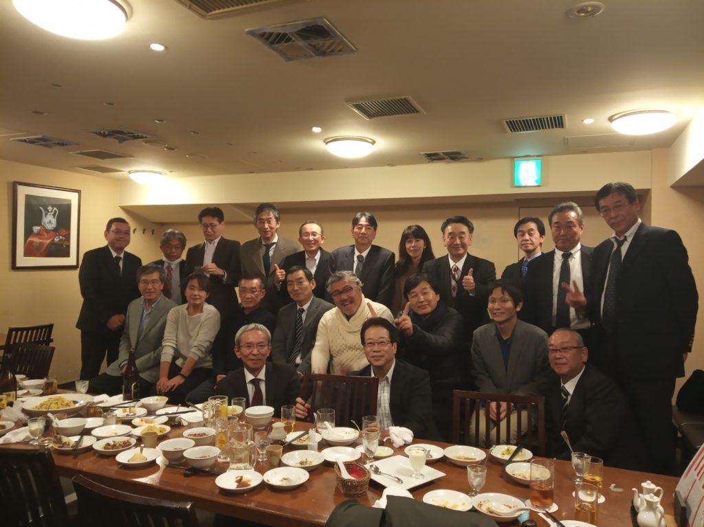 S53を筆頭に2019東京新年会を開催!